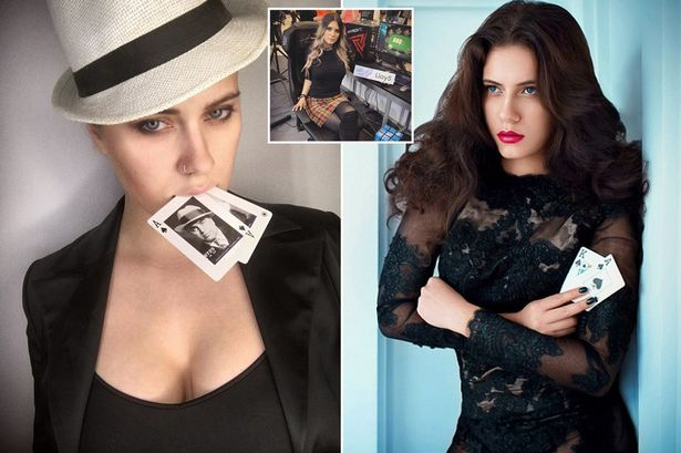 Liliya Novikova Russia S Sexiest Poker Player Found Dead At Her Home