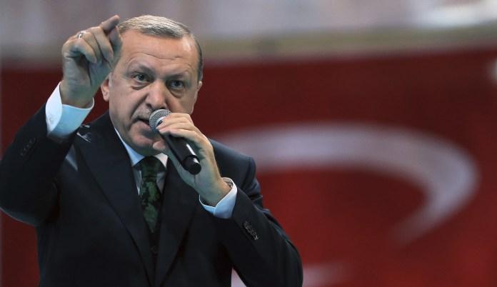 Recep Tayyip Erdogan To Donald Trump