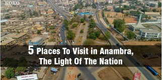 Places to visit in Anambra State, Nigeria