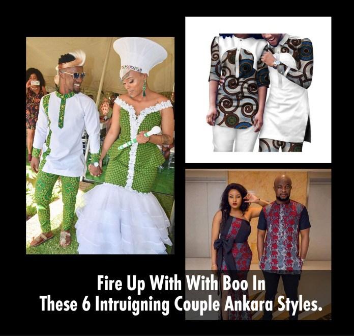 Ankara Styles for couples