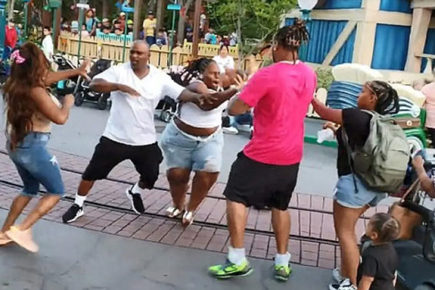 Disneyland Toontown Park