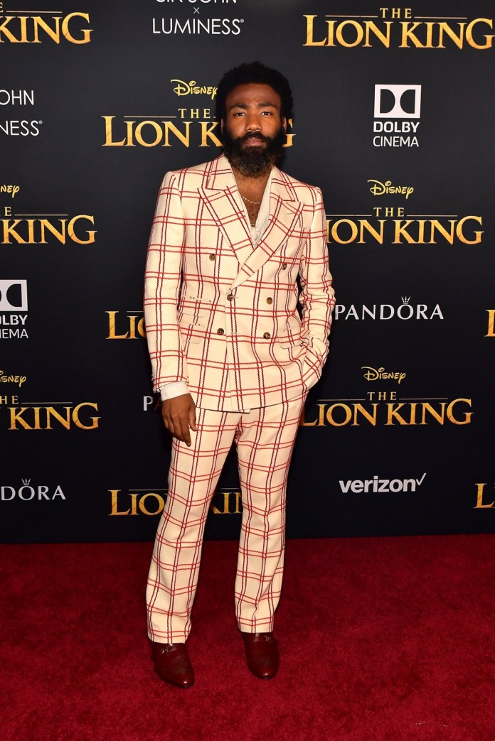 Check Out All The Glamorous Looks From The World Premiere Of The Lion King 6