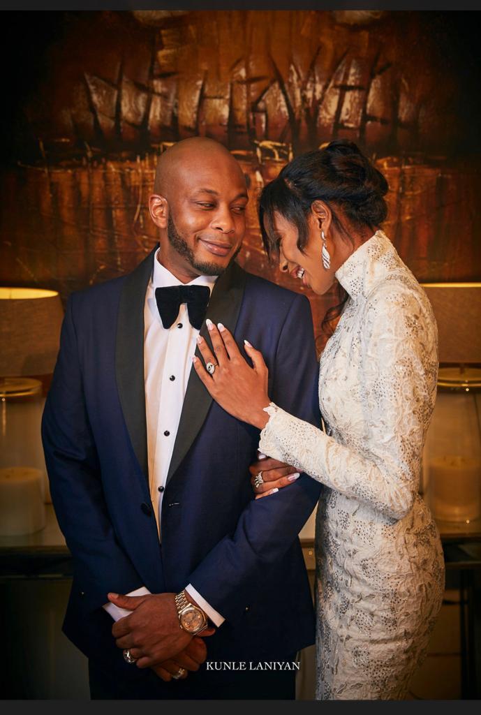 The Insider: Late General Abacha's Niece, Fatima Abacha Weds Son Of Late Billionaire Oil Magnate, Saleh Jambo 2