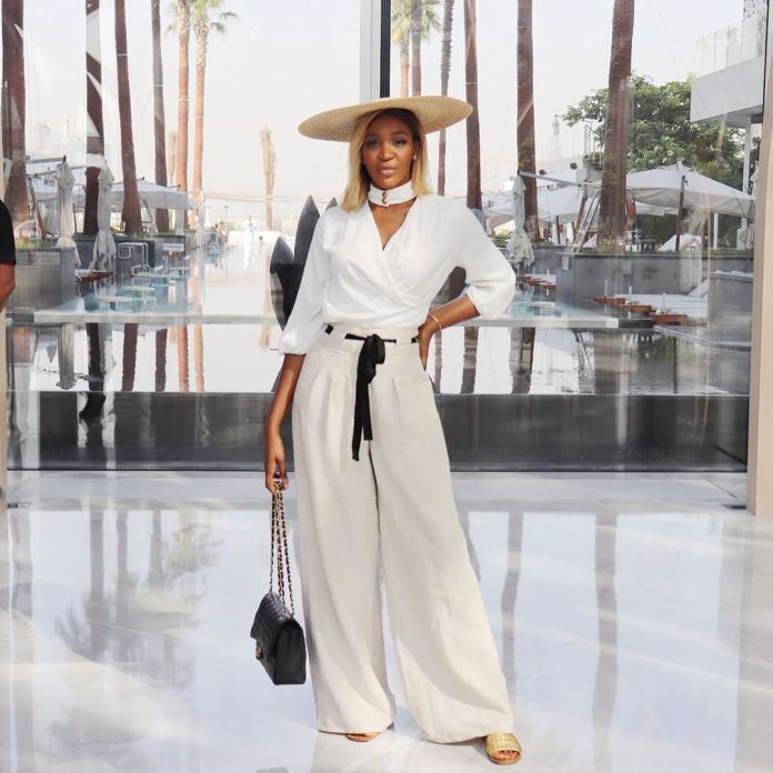 Fashion Trend: Super Fly Summer Get-ups Spotted On Your Favourite Nigerian Celebrities 5