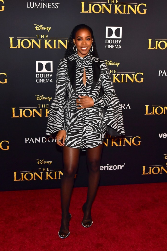 Check Out All The Glamorous Looks From The World Premiere Of The Lion King 7