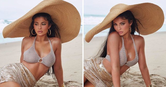 Kylie Jenner Sizzles In A Bikini As She Announces New Summer Cosmetics Collection 3