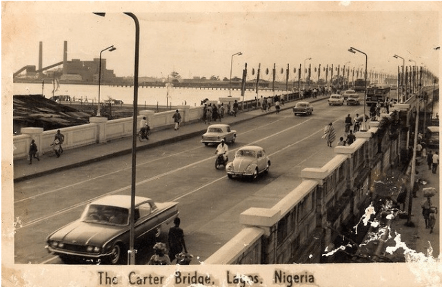 TBT: Less Traffic, Less Noise, More Fun...Lagos In The 60s 2