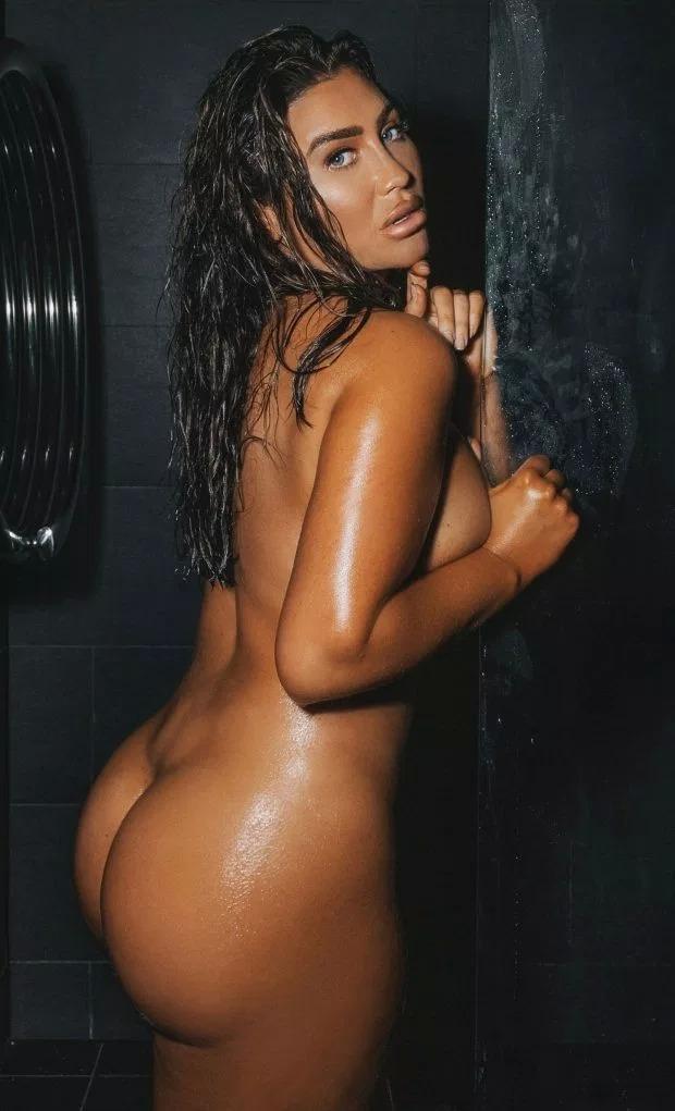 Lauren Goodger Strips Completely Naked For Stunning Steamy New Shoot 5