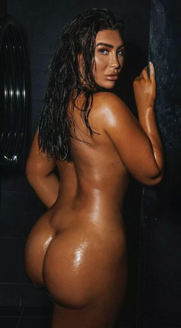 Lauren Goodger Strips Completely Naked For Stunning Steamy New Shoot 3