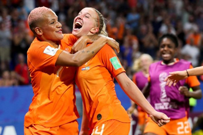 France WWC 2019: Netherlands Defeats Sweden With Extra-Time Goal To Reach Final 3