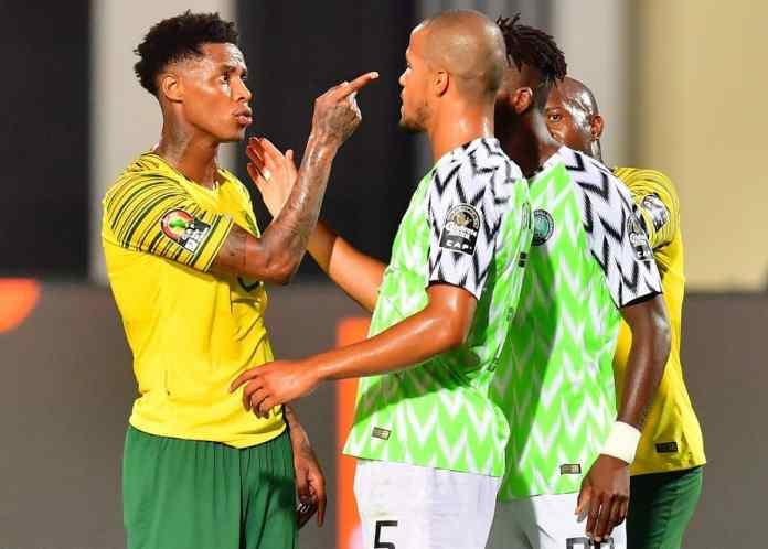 Nigeria South Africa