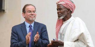 US Honours Nigerian Imam Abubakar Abdullahi