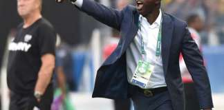 Uche Jombo Weighs In On Siasia's Lifetime Ban, Says It Is Too Bad For Nigerian Football