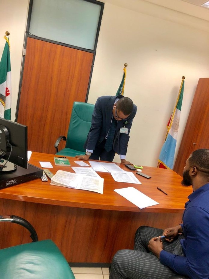 Check Out Photos Of Quilox Boss Shina Peller In His Political Office 3