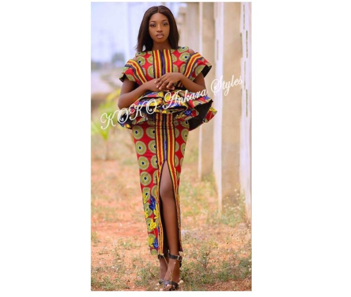 Ankara Skirts And Blouse Are Not Dying! Check Out These Adorable Styles You Need To Sew 5