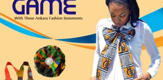 Ankara fashion statements