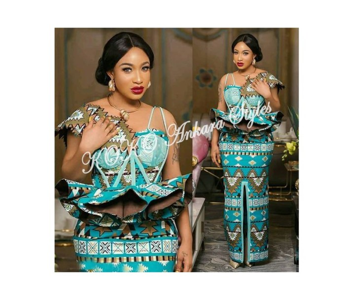 Ankara Skirts And Blouse Are Not Dying! Check Out These Adorable Styles You Need To Sew 3