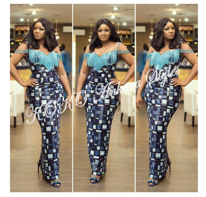 Five Stunning And Chic Ankara Styles You Should Rock This Month 3