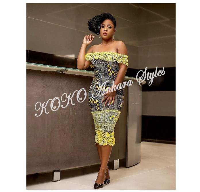 Five Super Beautiful Ankara Styles You Should Be Rocking This Month 5