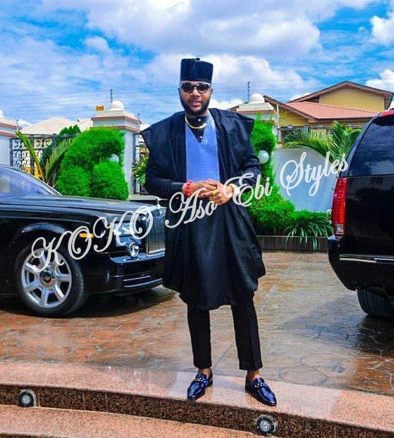 Tailor Made And Owanbe Ready! Five Aso-ebi Designs Perfect For The Male Folks 4