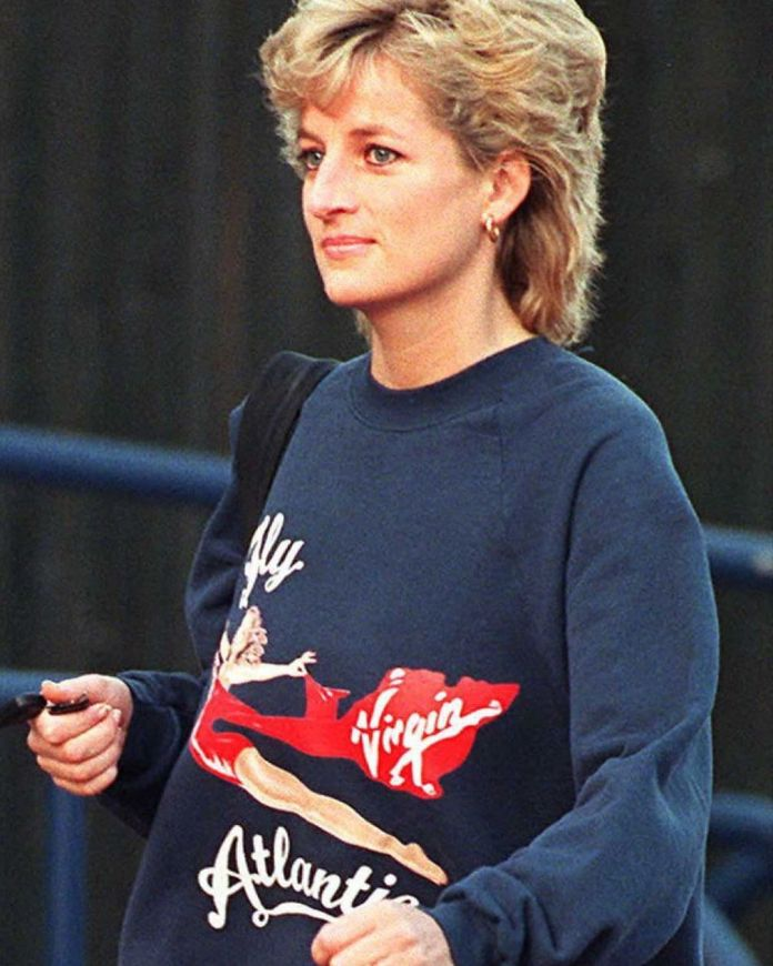 Princess Diana's sweater auctions for over $500,000 dollars