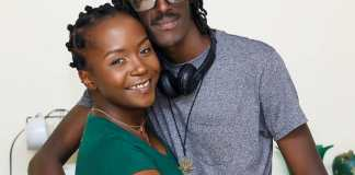 Actress Anne Kansiime's Boyfriend Blows Hot On Troll Who Compared Him To Scooby-Doo