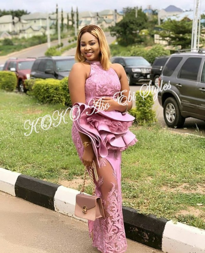 These Hot And Classy Aso Ebi Styles Should Be Your Latest Wardrobe Addition