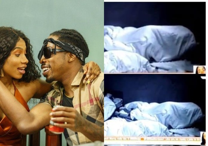 BBNaija: Mercy Issued With A Strike For Assaulting Ike 2