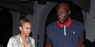Lamar Odom Praises New Girlfriend Sabrina Parr To The Skies
