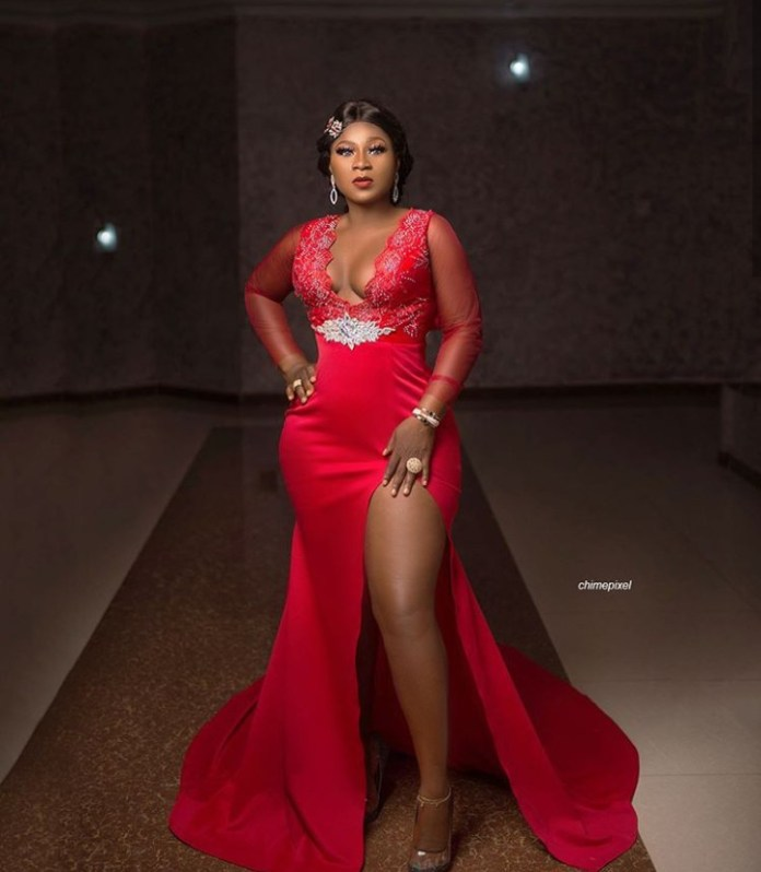 'Chocolate And Berries On Top' - Curvy Actress Destiny Etiko Celebrates Her Birthday With Stunning Images 2