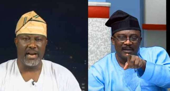 Smart Adeyemi Is My Political Wife - Dino Melaye