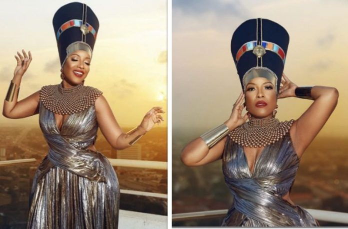 Actress Joselyn Dumas Celebrates 39th Birthday With Stunning Snaps