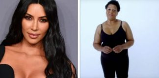 War Angel! Kim Kardashian Recruits 63-Year-Old Ex-Prisoner To Model Shapewear Line