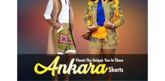 Ankara Styles: Flaunt The Unique You In These Ankara 5 Shorts
