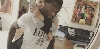 Mikel Obi's Partner Olga Diyachenko Reacts To Rumors About Break-up