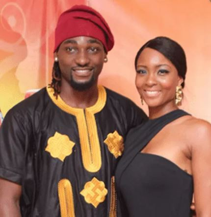 Osas Ighodaro Removes Ajibade's Lastname From Her Instagram Page KOKOTV.NG