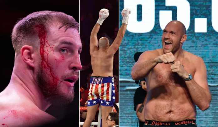 Tyson Fury Set To Face Otto Wallin In September Ahead Of Deontay Wilder's Early 2020 Rematch 1