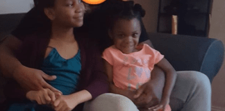 Ubi Franklin's Fourth Baby Mama Celebrates Daughters, Covers Ex's Face With Emoji