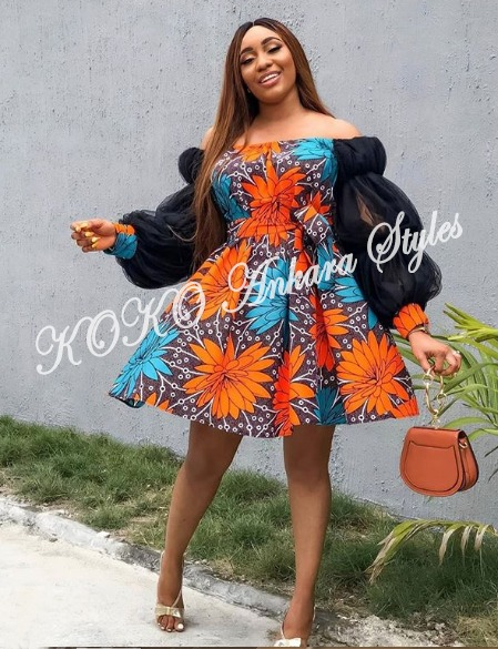 Ankara Styles: Serve It Hot In These Gorgeous Styles