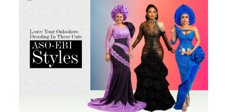 Leave Your Onlookers Drooling Over You In These Cute Aso Ebi Styles