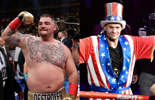 Andy Ruiz Accuses Tyson Fury Of Fat-Shaming To Stay Relevant 1