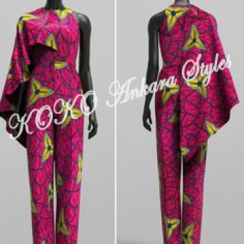 Ankara Styles: 5 Super Ankara Jumpsuits Every KOKOnista Must Have