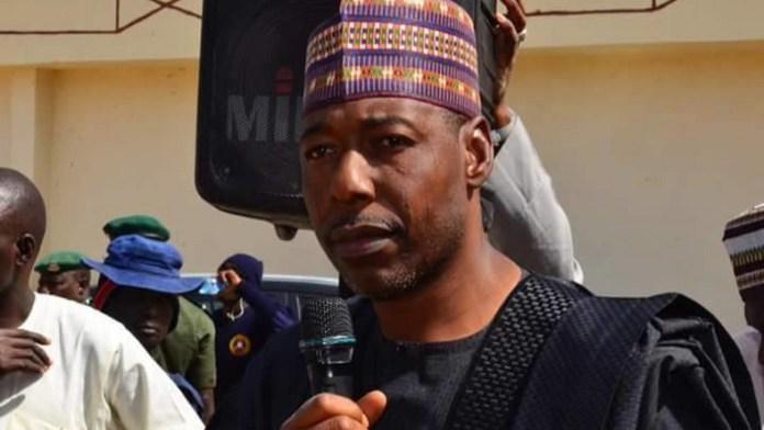 Governor Zulum