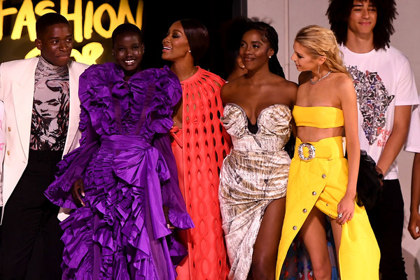 From Wizkid's Epic Dolce & Gabbana Show To Tiwa Savage's Catwalk For Fashion For Relief Walk, See How Nigerian Celebs Are Strutting It On The Runway 4