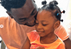 Gbenro Ajibade Serves Father-Daughter Goals With 2-Year Old Azariah During Labour Day Weekend