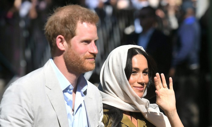 Meghan Markle Wears Headscarf For Visit To South Africa's Oldest Mosque 2
