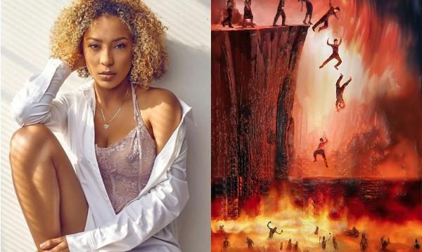I Don't Believe Hell Exists- Ghanaian Actress Nikki Samonas 1