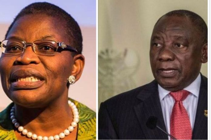 Xenophobia: Ezekwesili And Other Nigerians Meet In South Africa, Ask President Ramphosa To Apologise