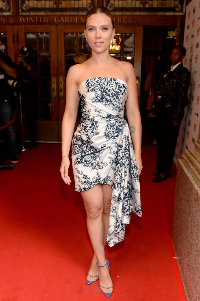 See All The Best Dressed At The Toronto International Film Festival