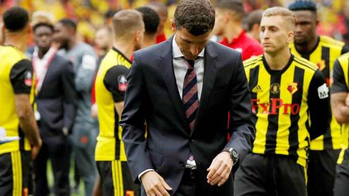 Watford Fires Javi Gracia As Manager...Reappoints Sanches Flores 30 Mins After   1